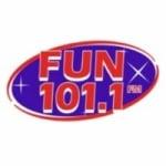 Logo da emissora Radio WTGA 101.1 FM