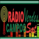 Logo da emissora Rádio Verdes Campos Sat