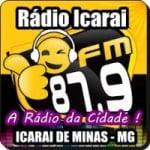 Logo da emissora Rádio Icarai 87.9 FM