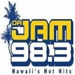 Logo da emissora Radio KJMD 98.3 FM
