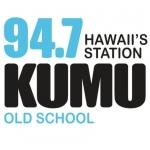Logo da emissora KUMU 94.7 FM