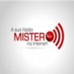 Logo da emissora Rádio Mister
