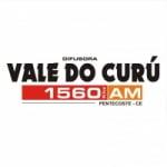 Logo da emissora Rádio Difusora Vale do Curu 1560 AM