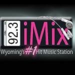 Logo da emissora Radio KIXM 92.3 FM