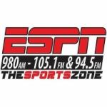 Logo da emissora Radio KSPZ 980 AM