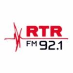 Logo da emissora Radio RTR 92.1 FM