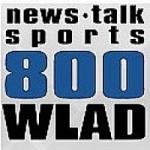 Logo da emissora Radio WLAD 800 AM