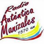 Logo da emissora Radio Auténtica Manizales 1570 AM
