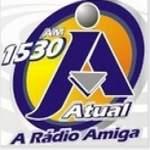 Logo da emissora Radio Atual 1530 AM