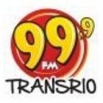 Logo da emissora Rádio TransRio 99.9 FM