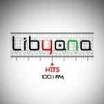 Logo da emissora Radio Libyana HITS 100.1 FM