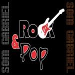 Logo da emissora Rádio Som Gabriel Rock e Pop