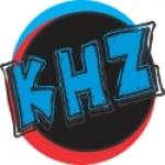 Logo da emissora Rádio KHZ
