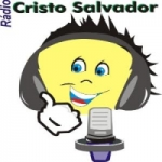 Logo da emissora Rádio Cristo Salvador