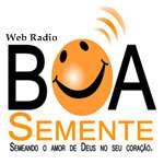 Logo da emissora Web Rádio Boa Semente