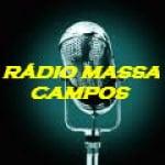 Logo da emissora Rádio Massa Campos