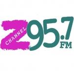 Logo da emissora Radio KCHZ Z95.7 FM