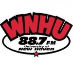 Logo da emissora WNHU 88.7 FM Charger