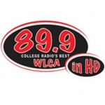 Logo da emissora Radio WLCA 89.9 FM
