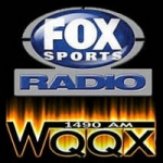 Logo da emissora Radio WQQX Fox Sports 1490 AM