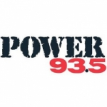 Logo da emissora Radio KDGS Power 93.5 FM