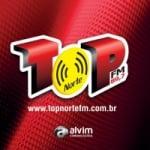 Logo da emissora Rádio Top Norte 89.7 FM