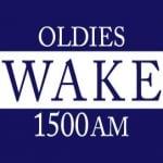 Logo da emissora WAKE 1500 AM