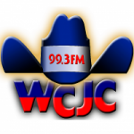 Logo da emissora Radio WCJC Your Country 99.3 FM