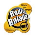 Logo da emissora Rádio Baladão