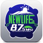 Logo da emissora Rádio New Life 87.5 FM