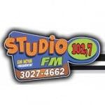 Logo da emissora Rádio Studio 102.7 FM