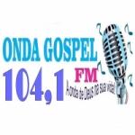 Logo da emissora Onda Gospel FM