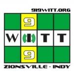 Logo da emissora Radio WITT 91.9 FM
