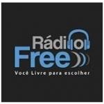 Logo da emissora Web Rádio Free