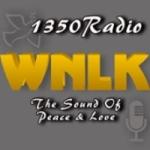 Logo da emissora WNLK-WSTC 1350 AM