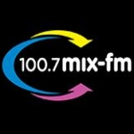 Logo da emissora Radio WMGI 100.7 Mix FM