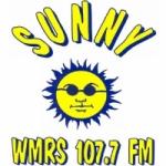Logo da emissora Radio WMRS Sunny 107.7 FM