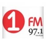 Logo da emissora Radio 1 97.1 FM