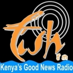 Logo da emissora Radio Fish 97.1 FM