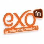 Logo da emissora Radio EXO 105.9 FM