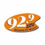 Logo da emissora KZZU 92.9 FM