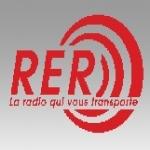 Logo da emissora Radio RER 105.5 FM