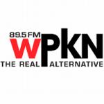 Logo da emissora Radio WPKN 89.5 FM