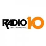 Logo da emissora Radio10 87.6 FM