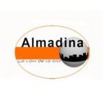 Logo da emissora Radio Almadina 100.8 FM