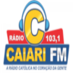 Logo da emissora Radio Caiari 103.1 FM