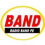 Logo da emissora Rádio Web Band PE