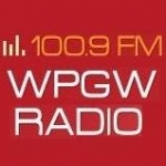 Logo da emissora Radio WPGW 100.9 FM