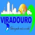 Logo da emissora Rádio Viradouro FM
