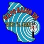 Logo da emissora Radio WAPO 98 FM